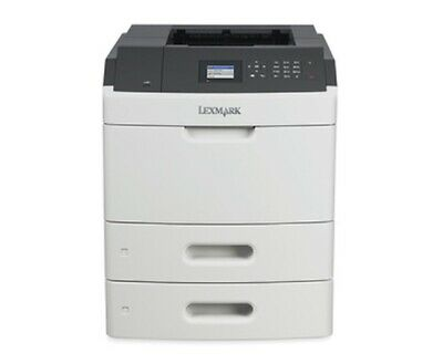 MS811dtn/monochr laser print 60 ppm A4