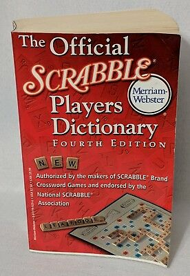 The Official Scrabble Player's Dictionary | 4th Edition