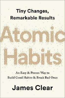Atomic Habits by James Clear (author)