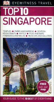 Top 10 Singapore by Jennifer Eveland (author), Susy Atkinson (author)