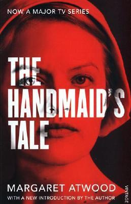 The Handmaid's Tale by Margaret Atwood (author)