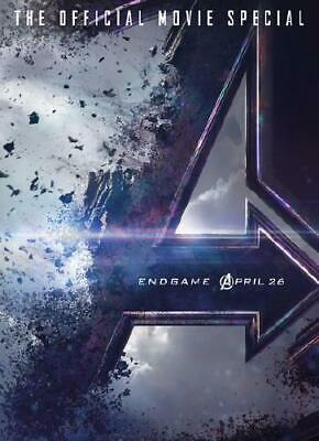 Avengers: Endgame - The Official Movie Special by Titan (author)