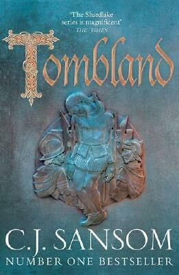 Tombland by C. J Sansom (author)