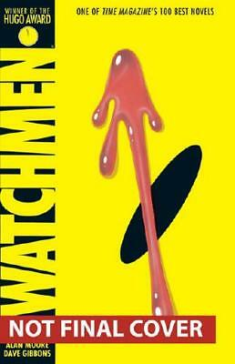 Watchmen by Alan Moore, Dave Gibbons (illustrator)