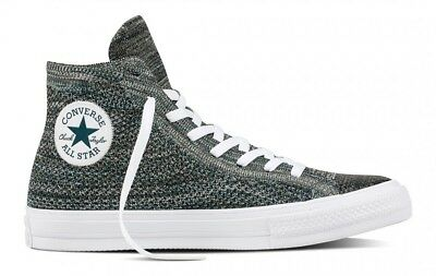 bd35c4bf CONVERSE CHUCK TAYLOR ALL STAR HI FLYKNIT MENS SHOES size 11 $110 NEW  157509C