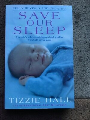 Save Our Sleep by Tizzie Hall (Paperback )