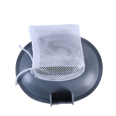 Bathroom Shower Suction Cup Wall Soap Holder Dish Basket Tray Supply 6L