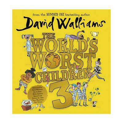 The World's Worst Children. 3 by David Walliams (author)