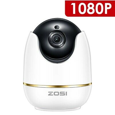 ZOSI 1080P HD Wifi Wireless Home Security IP Camera 2.0MP IR Network CCTV Survei