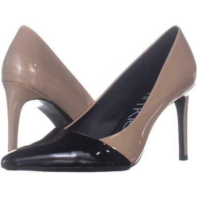 10d8259cbf DKNY ELIA PUMP Classic Pumps 947, Black Quilted, 7 US / 37.5 EU ...