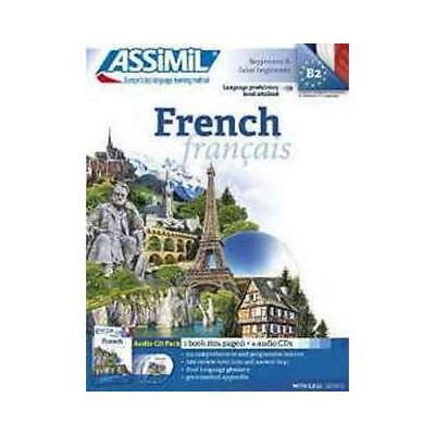Assimil French: New French With Ease - Pack [Book + 4 CDs] by Antony Bulger (...