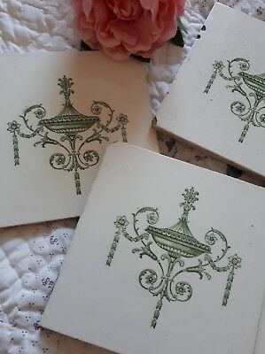 Vintage Antique Tiles x 1