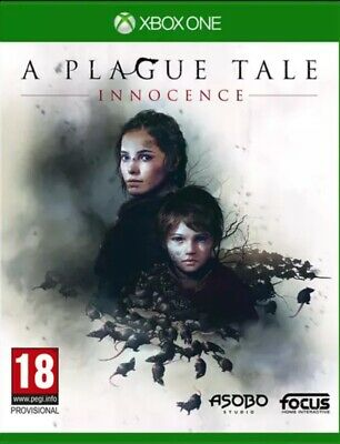 A Plague Tale Innocence Xbox One (Download /Read Description before buying)