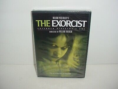 The Exorcist: The Version Youve Never Seen (DVD, 2010, Directors Cut)