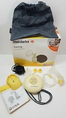 Medela Swing Breast Pump Kit Set Electric / Battery Powered  Operated