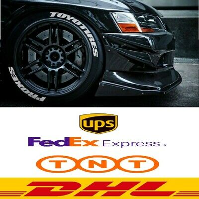 """tire lettering - TOYO TIRES PROXES -1"""" for 14""""15""""16""""17""""18""""19""""20"""" permanent"""