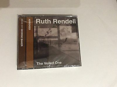 THE VEILED ONE Ruth Rendell Inspector Wexford 3 x CD Audiobook NEW SEALED