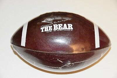 New Old Stock 1984 THE BEAR FOOTBALL Larry G Spangler's Paul Bryant movie promo