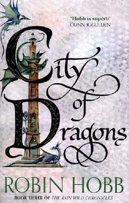City of Dragons by Robin Hobb (author)