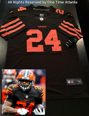 Wholesale MEN'S BAKER MAYFIELD Cleveland Browns #6 Jersey Black $29.95