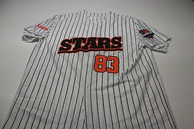 Las Vegas Stars VTG 1983 Minor League Baseball Jersey Promo Shirt Retro XL