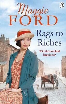Rags to Riches by Maggie Ford (author)