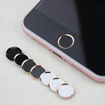 iPhone 5S/6/6s/7 Plus & iPad Air TOUCH ID Home Button Ring Sticker DS