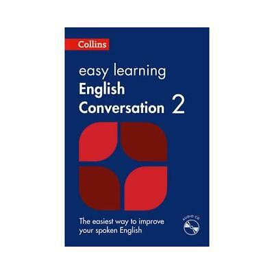 Collins Easy Learning English Conversation. Book 2 by Collins Dictionaries