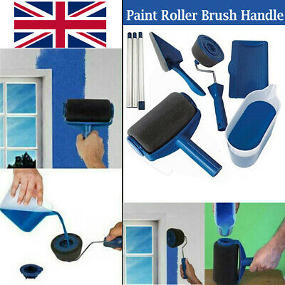 Multifunctional Household Use Wall Decorative Pro DIY Paint Roller Brush Handle