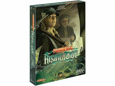 PANDEMIC RISING TIDE BOARD GAME By Z Man Games Brand New And Sealed