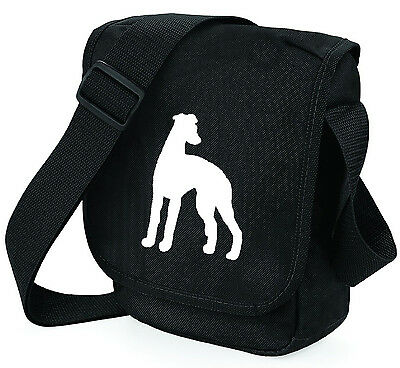 Whippet Greyhound Lurcher Gift Pack Shoulder Bag Wallet Birthday Gift Combo