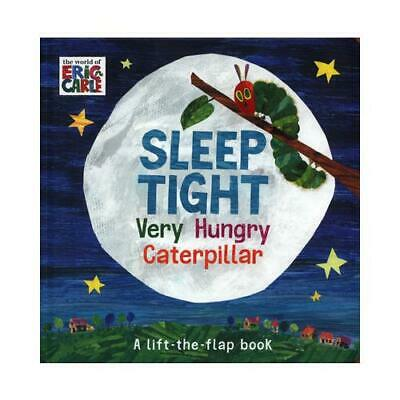 Sleep Tight, Very Hungry Caterpillar by Eric Carle (associated with work)