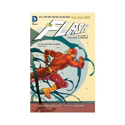 The Flash.History Lessons Volume 5 Hsitory Lessons by Brian Buccellato, Patri...