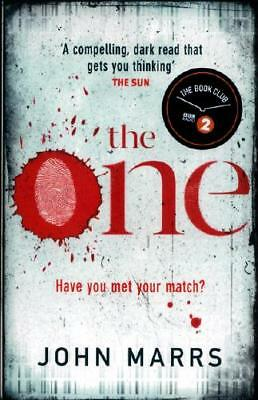The One by John Marrs (author)