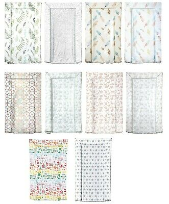 East Coast Changing Mats - Botanical Feathers Woods Geo Origami Stars Designs