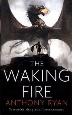 The Waking Fire by Anthony Ryan (author)
