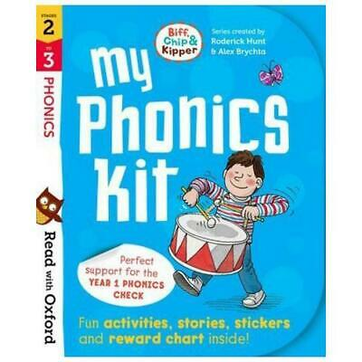 Read With Oxford: Stages 2-3: Biff, Chip and Kipper: My Phonics Kit by Roderi...