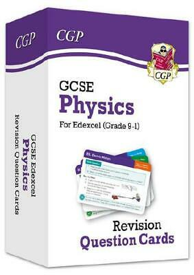 New 9-1 GCSE Physics Edexcel Revision Question Cards by CGP Books, CGP Books ...