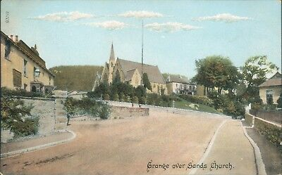 Grange over sands church; Frith