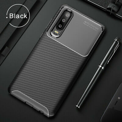 For Huawei P30 Pro Case Luxurry Rubber Slim Shockproof TPU Back Case Cover