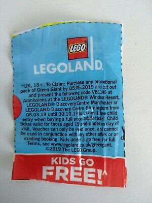 Kids go Free at Legoland Windsor or Discovery Centre Voucher (Theme Park 2for1)