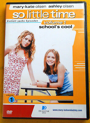 So Little Time, Volume 1-4, Mary-Kate and Ashley Olsen, 4 DVDs