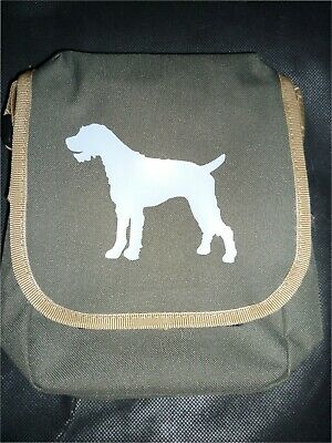 German Wirehaired Pointer Shoulder Bag Handbag Birthday Gift Xmas Gift