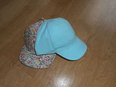 Bnwt  Next Baby Girls  3/9 Months   Sun  Caps  Set Of Two