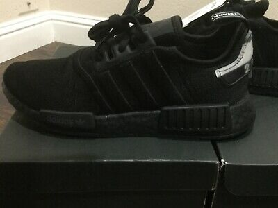 902b0249f071b Adidas NMD R1 Triple Black BD7745 BOOST NMD R1 RARE Hard To Find Size 8.5