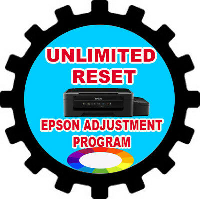 RESET EPSON L3110- Reset ink pads counter100%🔑unlimited 1pc