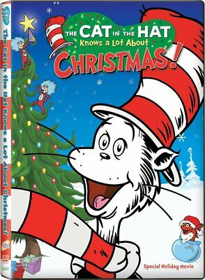 The The Cat in the Hat Knows a Lot About Christmas! DVD