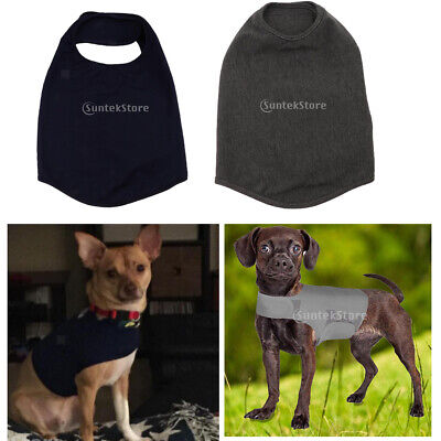 Pet Anti Separation Thunder Calm Anxiety Relief Vest Jacket Shirt for Dog