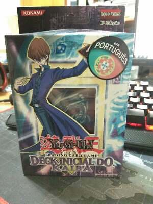 [VINTAGE] Yu-gi-oh Kaiba Starter Deck - 1st Edition PORTUGUESE New and Sealed