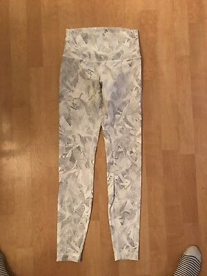 fd4d9c0cc LULULEMON WUNDER UNDER Hi-Rise 7 8 Tight Full On Luxtreme Size 8 ...